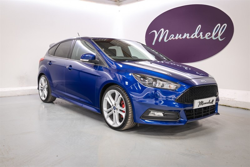 used Ford Focus ST-3 in oxfordshire