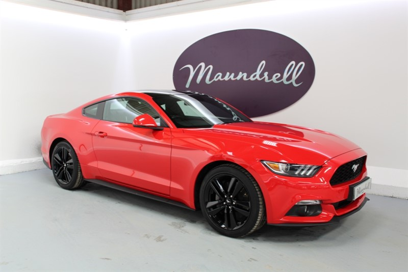 used Ford Mustang ECOBOOST in oxfordshire