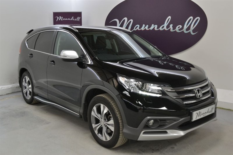 used Honda CR-V I-DTEC EX, Pan' Roof, Rev' Cam, Heated Seats in oxfordshire