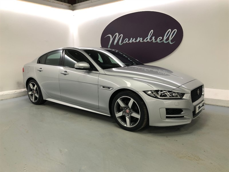 used Jaguar XE R-SPORT in oxfordshire