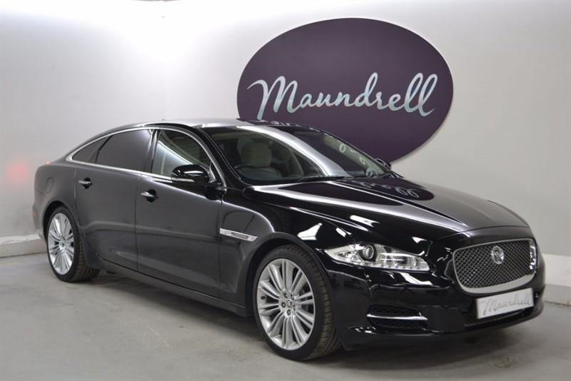 used Jaguar XJ D V6 PORTFOLIO L, Rear Entertainment, Meridian Sound, Rev' Camera in oxfordshire