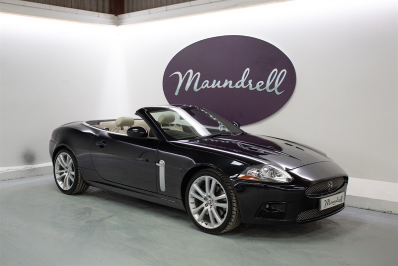 used Jaguar XK XKR in oxfordshire