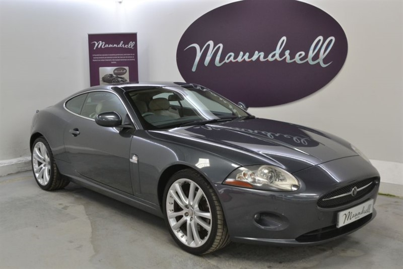 used Jaguar XK COUPE, Nav, Bluetooth, Cruise, Park Assist in oxfordshire