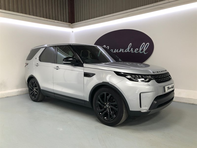 used Land Rover Discovery TD6 HSE in oxfordshire