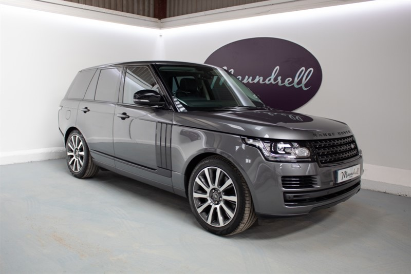 used Land Rover Range Rover SDV8 VOGUE SE in oxfordshire