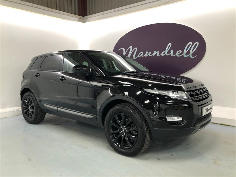 used Land Rover Range Rover Evoque SD4 PURE TECH in oxfordshire