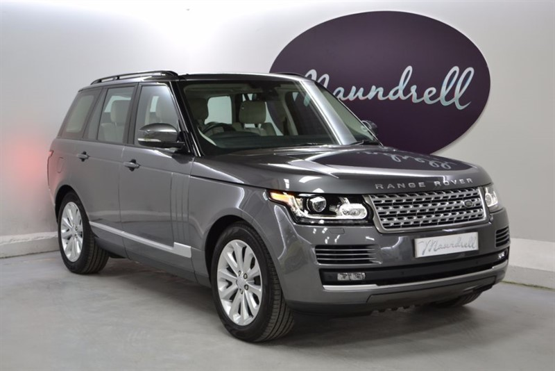 used Land Rover Range Rover TDV6 VOGUE, ONE Owner, Pan Roof, LR history in oxfordshire