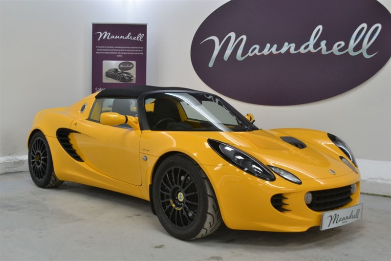 used Lotus Elise LOTUS SPORT 135R, ONE Owner, Full Lotus/Specialist History in oxfordshire