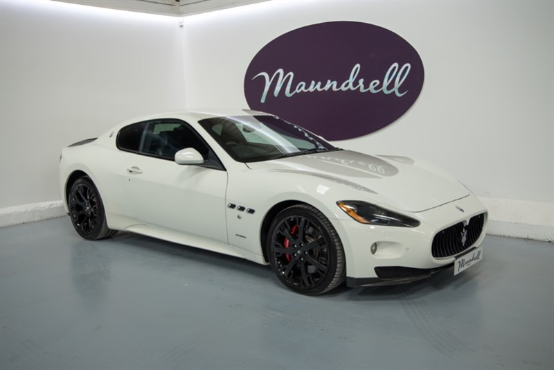 used Maserati Granturismo S in oxfordshire