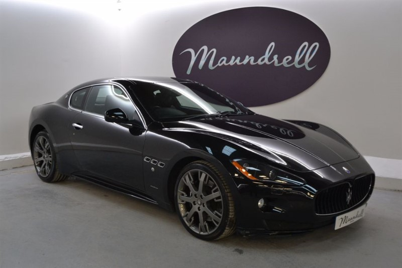 used Maserati Granturismo S, Navigation, Heated Seats, Park Assist in oxfordshire