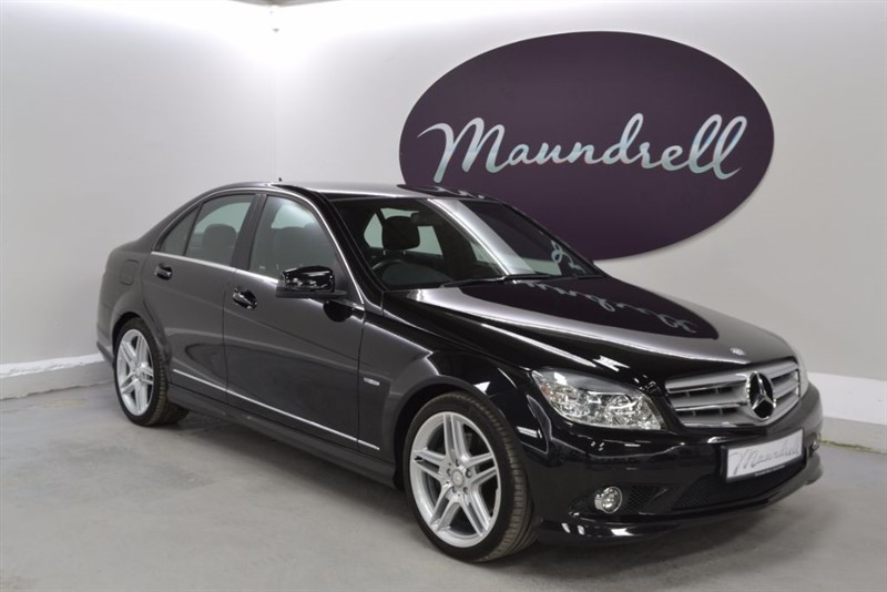 used Mercedes C350 CDI BLUEEFFICIENCY SPORT, Heated Seats, Navigation in oxfordshire