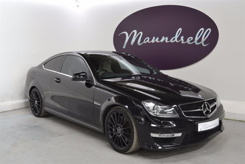 used Mercedes C63 AMG Pan' Roof, Heated Seats, Park Assist in oxfordshire