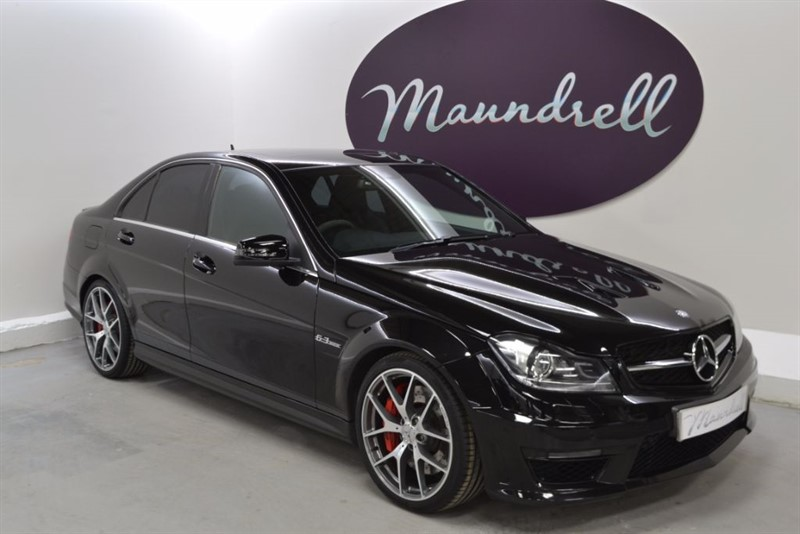 used Mercedes C63 AMG EDITION 507, Sunroof, Heated Seats, Park Assist in oxfordshire