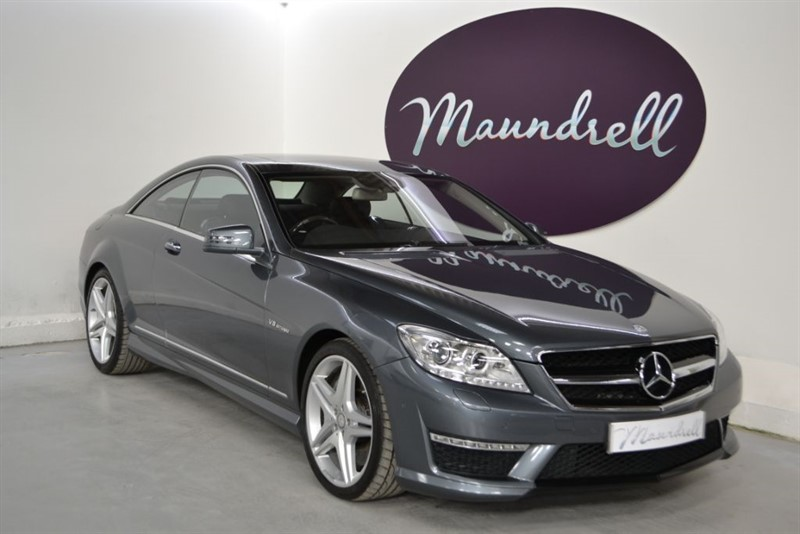 used Mercedes CL63 AMG CL CL63 AMG, Sunroof, Rev' Cam, Harmon Kardon Sound in oxfordshire