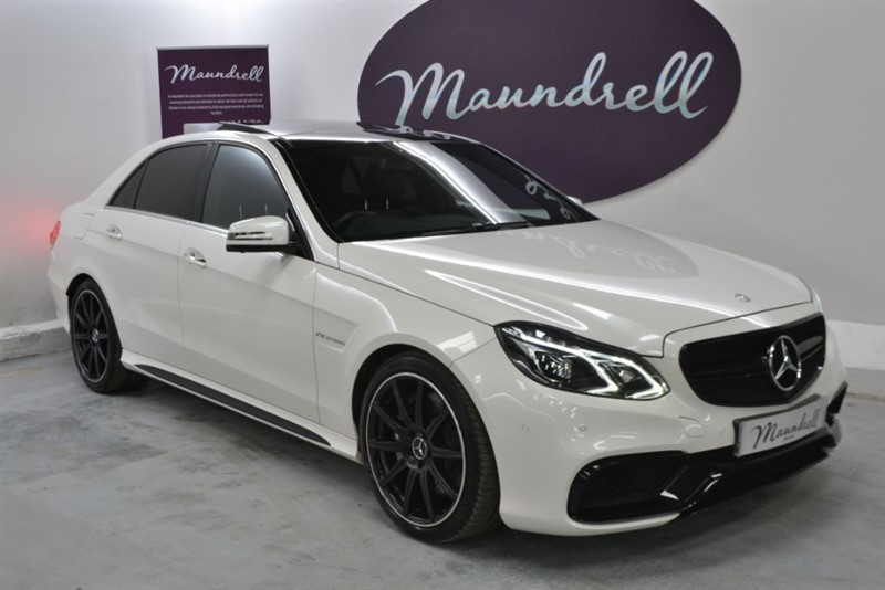 used Mercedes E63 AMG Pan' Roof, Heated Seats, 360 Cam in oxfordshire