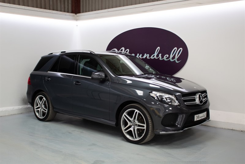 used Mercedes GLE350 D 4MATIC AMG LINE in oxfordshire