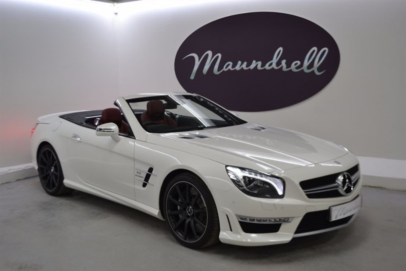 Mercedes SL63 AMG for sale
