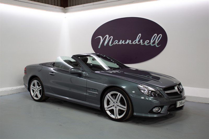used Mercedes SL300  in oxfordshire