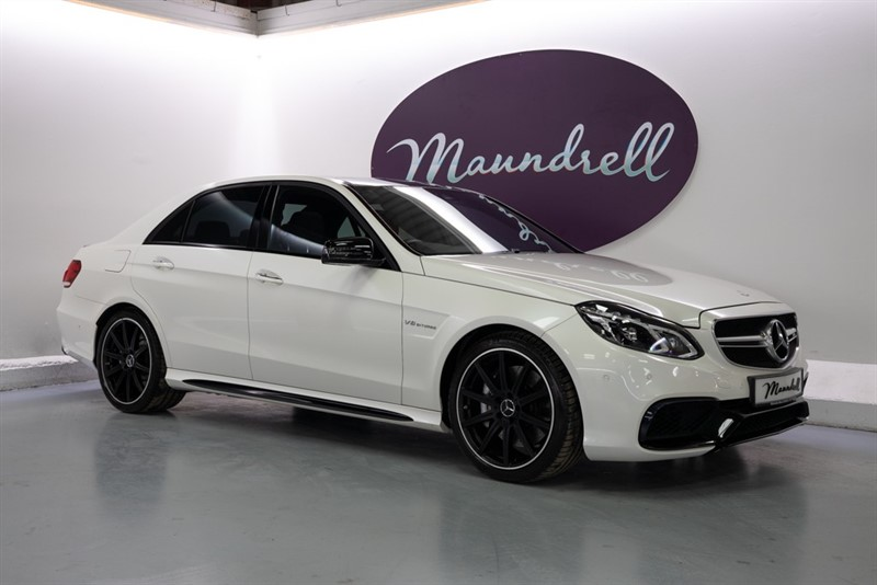 used Mercedes E63 AMG  in oxfordshire