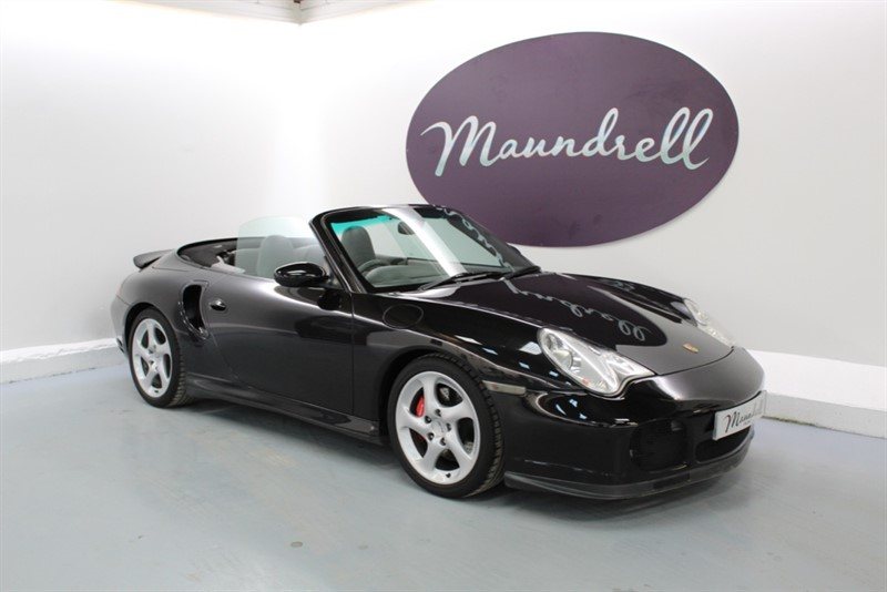 used Porsche 911 3.6 996 Turbo Cabriolet Tiprtonic S in oxfordshire