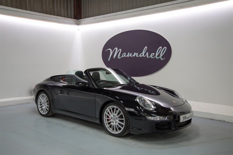 used Porsche 911 CARRERA 2S in oxfordshire