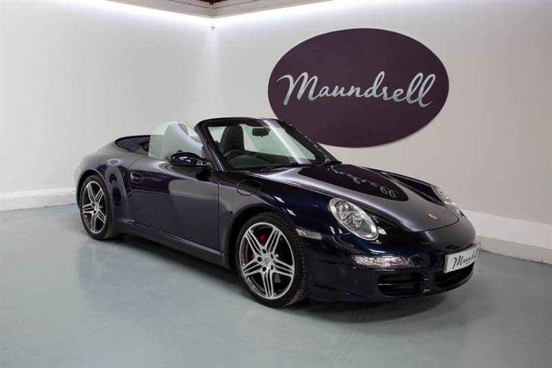 used Porsche 911 CARRERA 4S TIPTRONIC S, Sports Seats, PASM, Park Assist in oxfordshire
