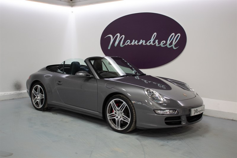 used Porsche 911 CARRERA 4S TIPTRONIC S in oxfordshire