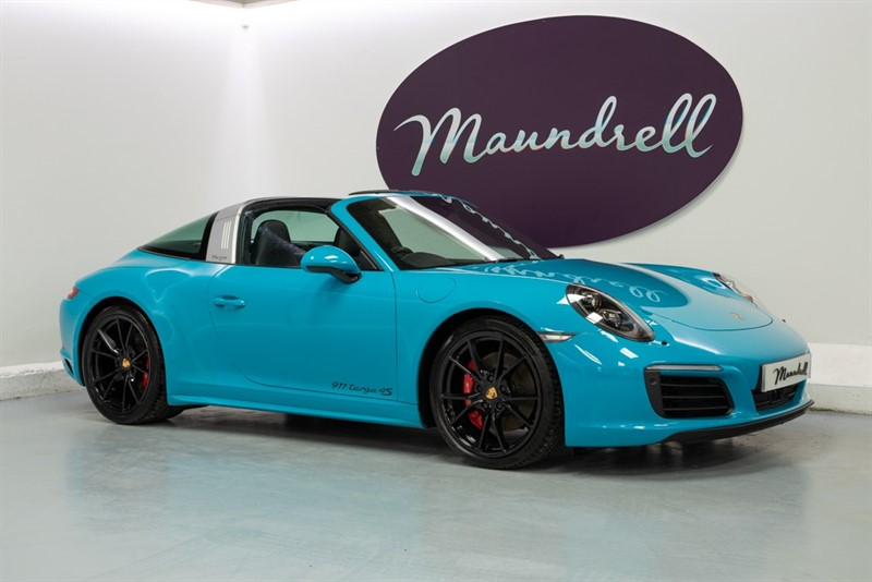 used Porsche 911 TARGA 4S PDK in oxfordshire
