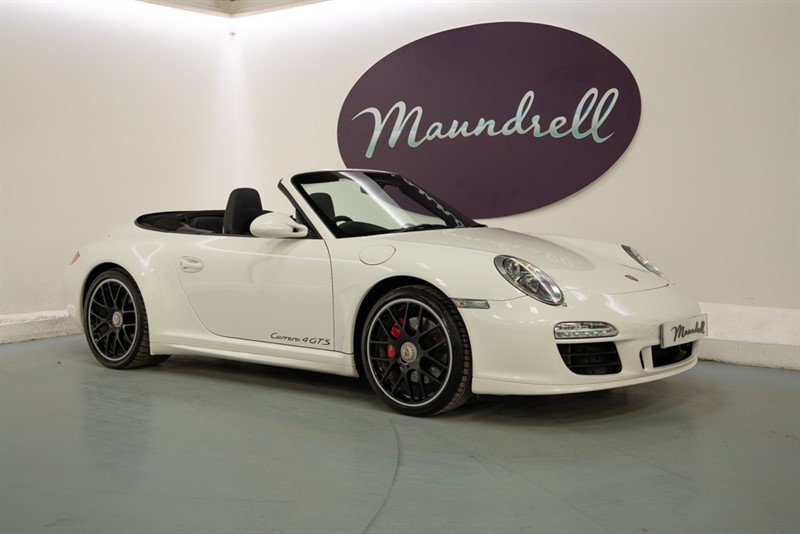 used Porsche 911 CARRERA 4 GTS PDK in oxfordshire
