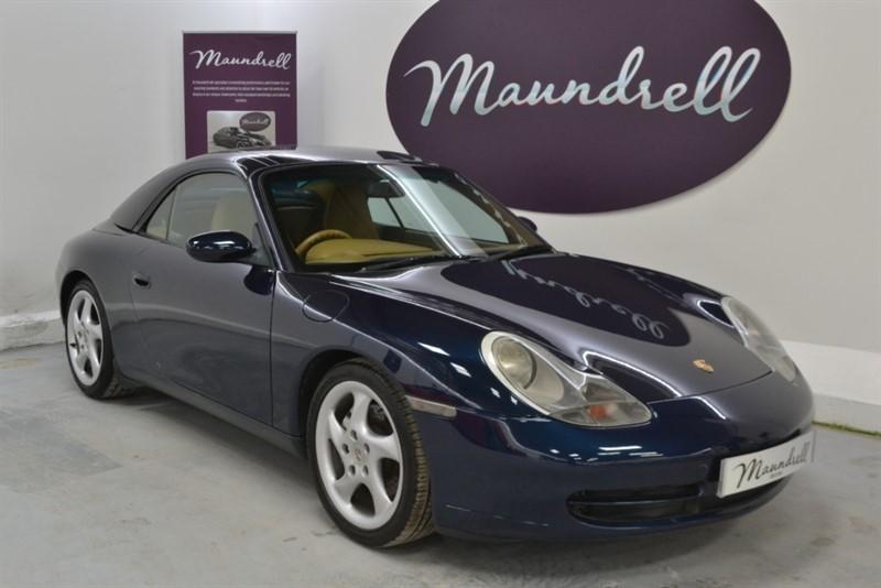 used Porsche 911 CARRERA 4 in oxfordshire