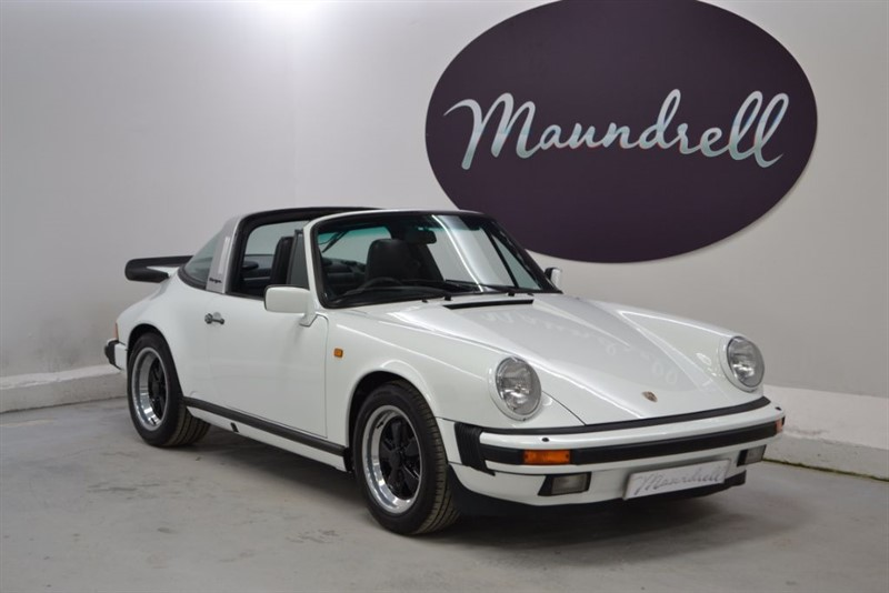 used Porsche 911 CARRERA TARGA SPORT, Comprehensive History in oxfordshire