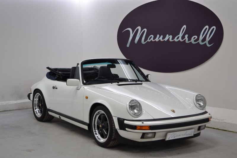 used Porsche 911 CARRERA, Comprehensive History in oxfordshire