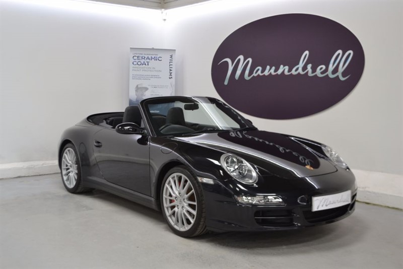 used Porsche 911 CARRERA 4 S, Heated Seats, Sports Exhaust, Park Assist in oxfordshire