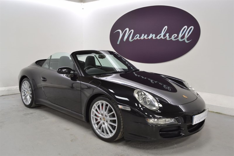 used Porsche 911 CARRERA 2 S, Porsche Sports Exhaust, PASM, BOSE in oxfordshire