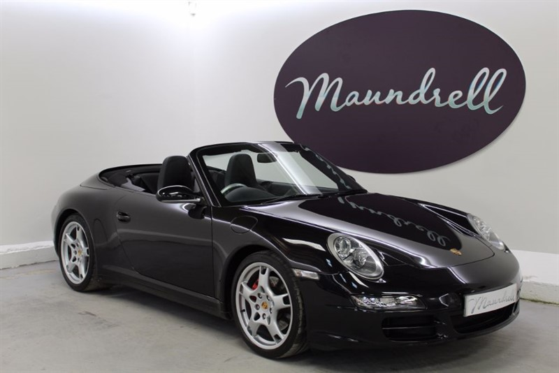 used Porsche 911 CARRERA 4 S TIPTRONIC S, Bose, Sport Chrono, Heated Seats in oxfordshire