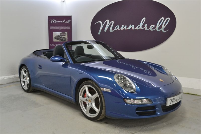 used Porsche 911 CARRERA 4 S, Bose, Park Assist, Sports Exhaust in oxfordshire