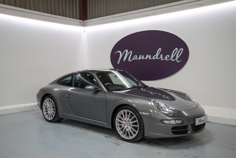 used Porsche 911 CARRERA 2S TIPTRONIC S in oxfordshire