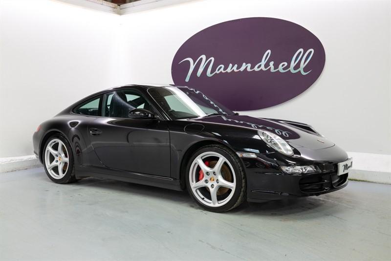 used Porsche 911 CARRERA 4S in oxfordshire