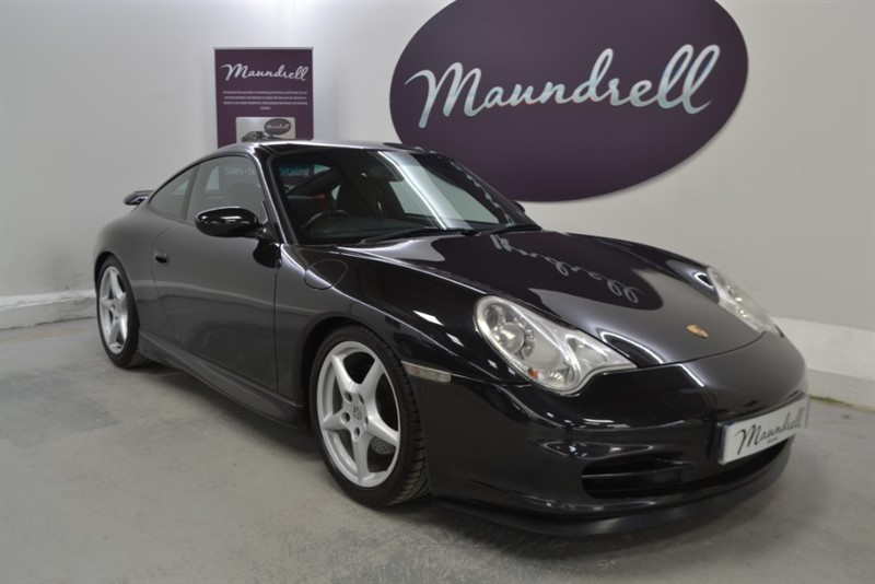 used Porsche 911 CARRERA 2, Manthey Racing Exhaust, KW Coilovers, Full History in oxfordshire