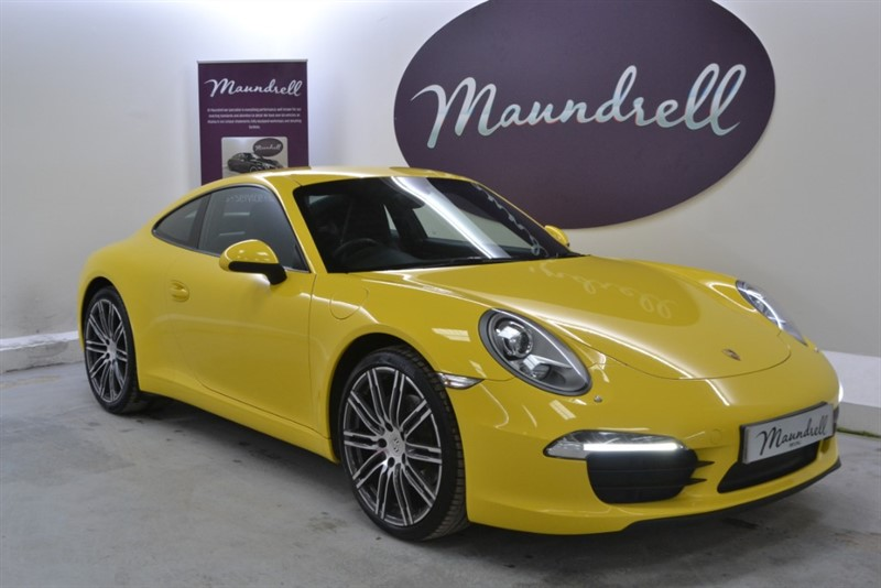 used Porsche 911 CARRERA, Two Year Warranty Included in oxfordshire