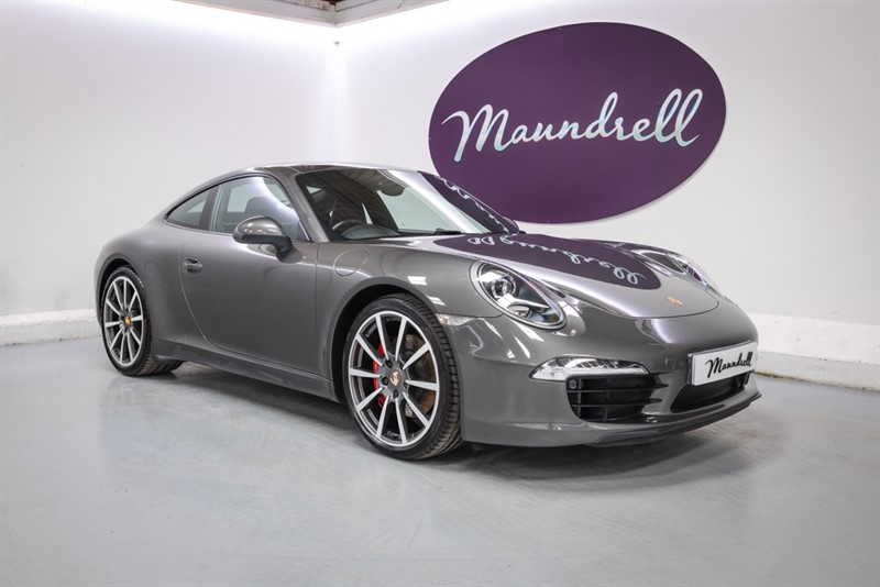 used Porsche 911 CARRERA S PDK in oxfordshire