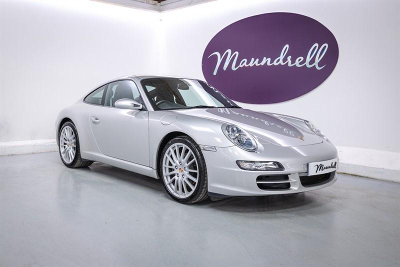 used Porsche 911 CARRERA 2 TIPTRONIC S in oxfordshire