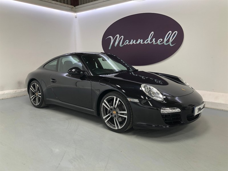 used Porsche 911 CARRERA 2 PDK Black Edition in oxfordshire
