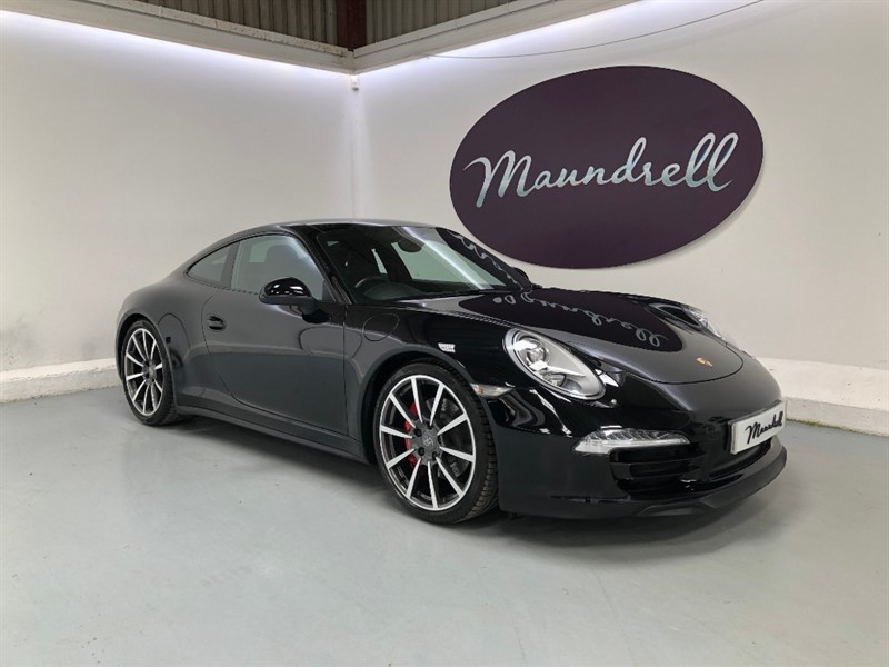 used Porsche 911 CARRERA 4S in oxfordshire