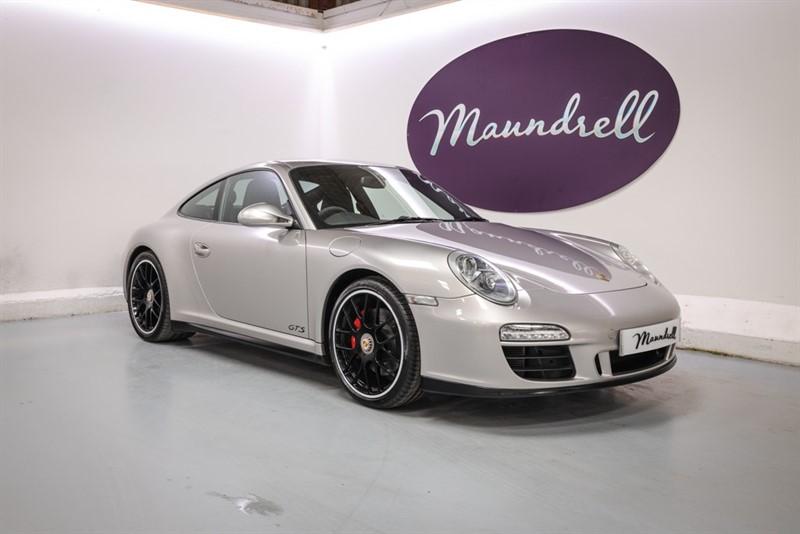 used Porsche 911 CARRERA GTS PDK in oxfordshire