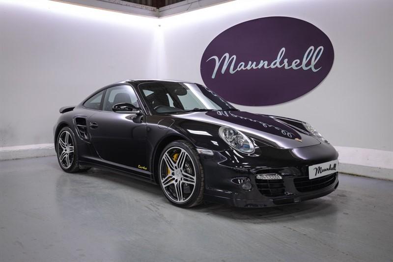 used Porsche 911 TURBO in oxfordshire
