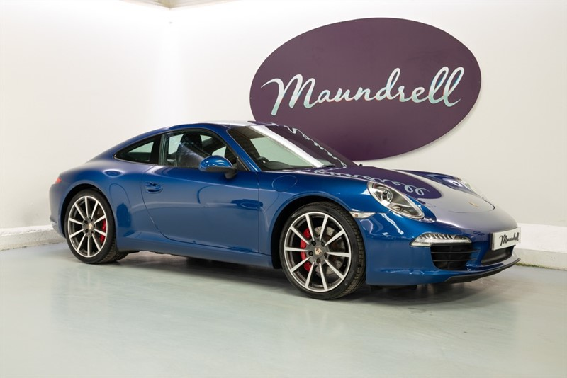 used Porsche 911 CARRERA S PDK in oxfordshire
