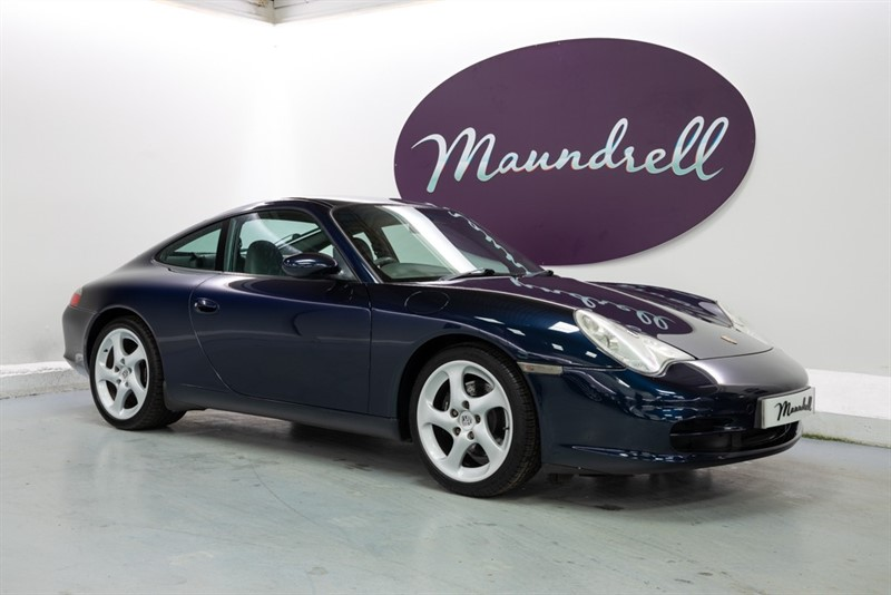 used Porsche 911 CARRERA 2 TIPTRONIC S in oxfordshire
