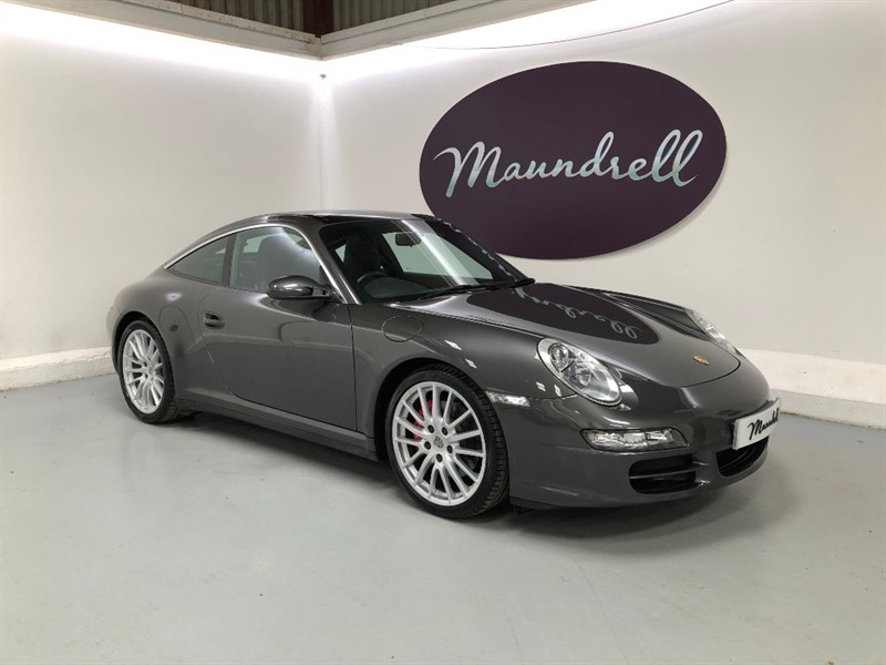 used Porsche 911 TARGA 4S TIPTRONIC S in oxfordshire