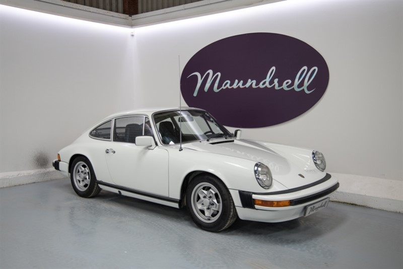 used Porsche 911 S Sportmatic in oxfordshire